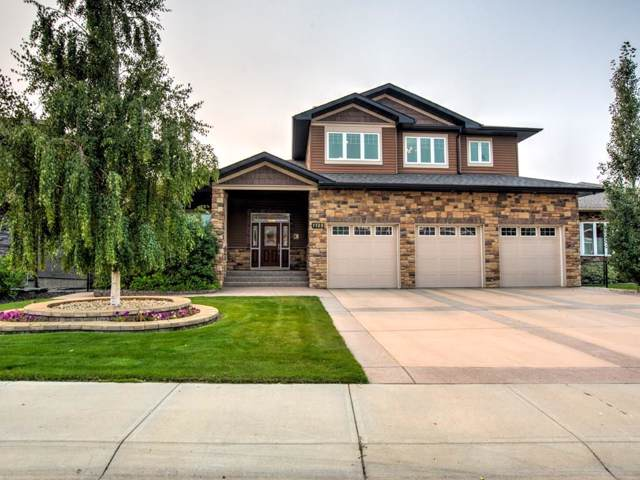 1105 Hillcrest Manor Estates, Strathmore, AB T1P 0B9 (#C4274128) :: Virtu Real Estate