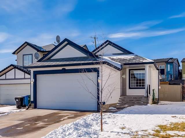 111 Coville Close NE, Calgary, AB T3K 5W1 (#C4274129) :: The Cliff Stevenson Group