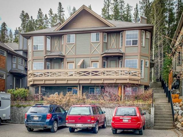 827 Wilson Way #3, Canmore, AB T1W 2Y8 (#C4274153) :: Virtu Real Estate