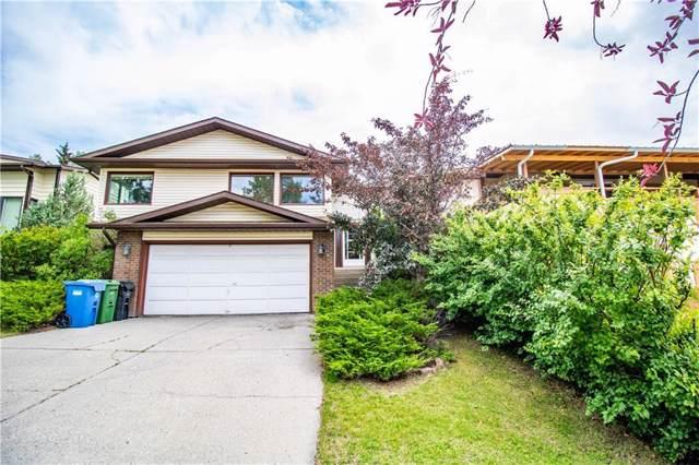 180 Hawksbrow Drive NW, Calgary, AB T3G 3E1 (#C4274160) :: Calgary Homefinders