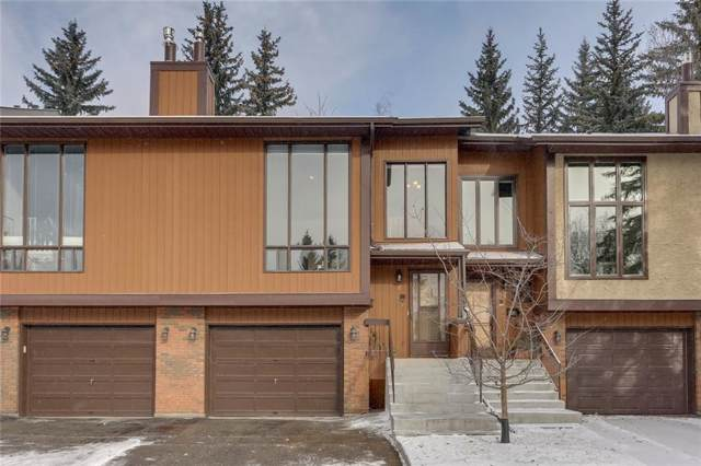7900 Silver Springs Road NW #8, Calgary, AB  (#C4274175) :: Canmore & Banff