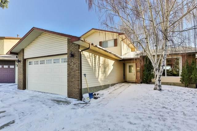 228 Flett Place NE, Airdrie, AB T4B 1N6 (#C4274184) :: Virtu Real Estate