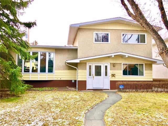 47 Butler Crescent NW, Calgary, AB T2L 1K4 (#C4274221) :: Calgary Homefinders