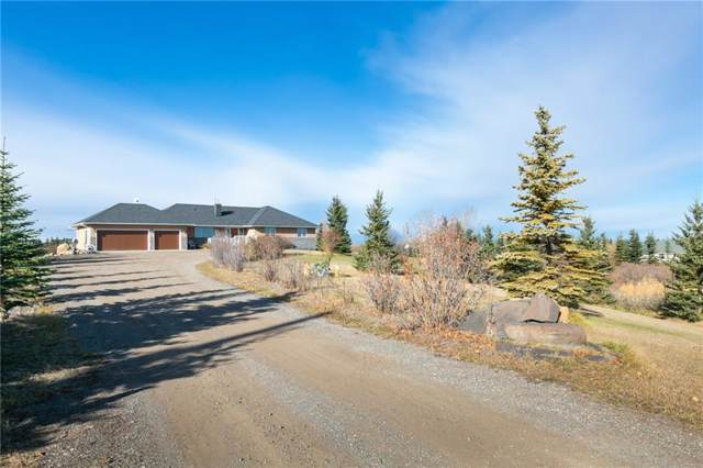 262163 Lochend Road, Rural Rocky View County, AB T0L 0W0 (#C4274224) :: Redline Real Estate Group Inc