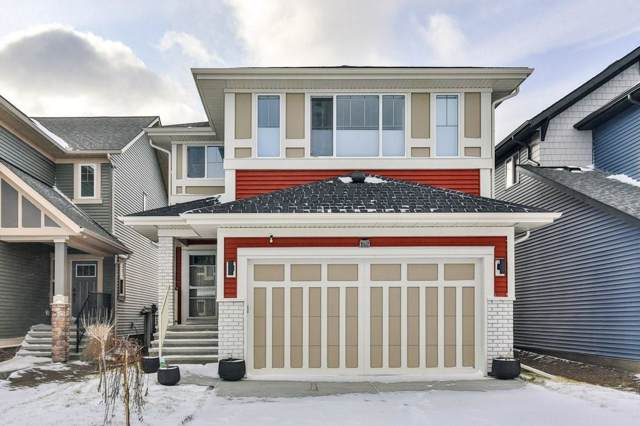 270 Kingfisher Crescent SE, Airdrie, AB T4A 0X5 (#C4274228) :: The Cliff Stevenson Group