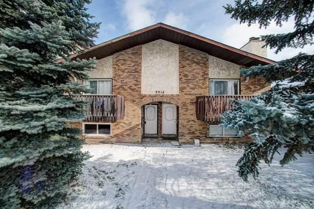 3314 Centre Street NE #4, Calgary, AB T2E 2X8 (#C4274229) :: The Cliff Stevenson Group