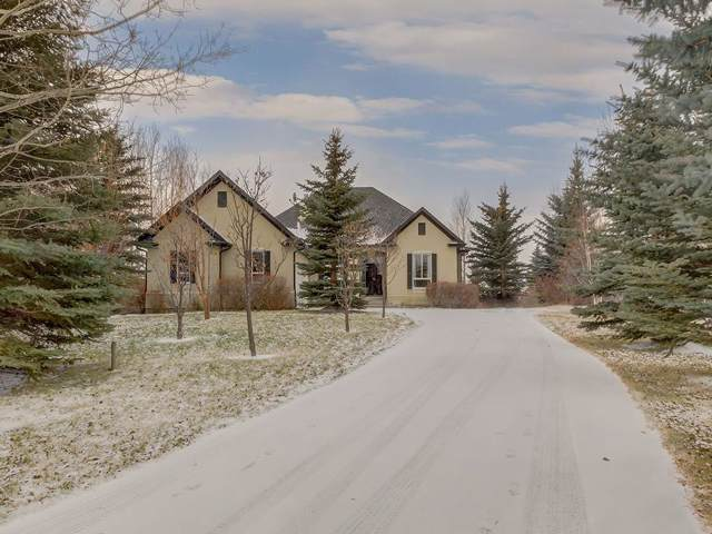 239 Aspen Green, Rural Rocky View County, AB T3Z 3C1 (#C4274232) :: Virtu Real Estate