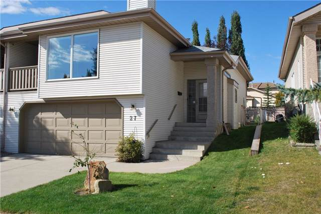 27 Millbank Hill(S) SW, Calgary, AB T2Y 2Z1 (#C4274235) :: Virtu Real Estate