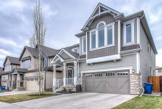 1120 Windhaven Close SW, Airdrie, AB T4B 0T9 (#C4274285) :: Virtu Real Estate