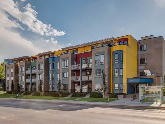 611 Edmonton Trail NE #502, Calgary, AB T2E 3J3 (#C4274294) :: Virtu Real Estate