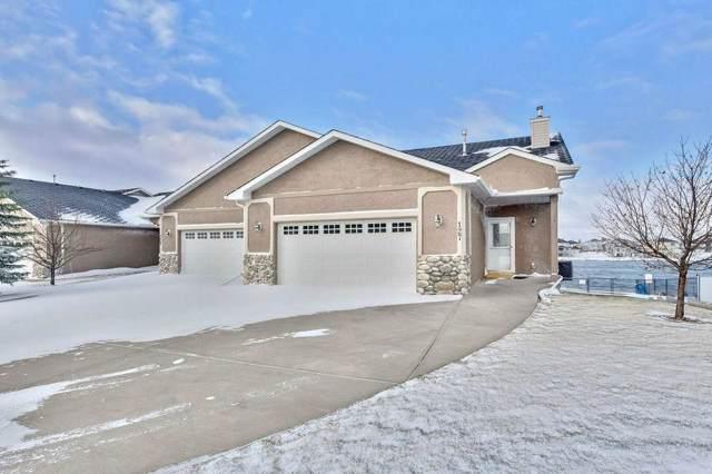 127 Westlake Bay, Strathmore, AB T1P 1X9 (#C4274295) :: Calgary Homefinders