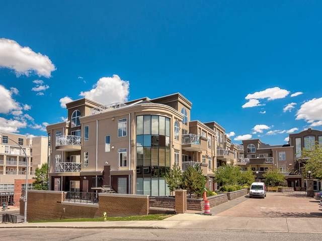 1800 14A Street SW #401, Calgary, AB T2T 6K3 (#C4274296) :: Calgary Homefinders