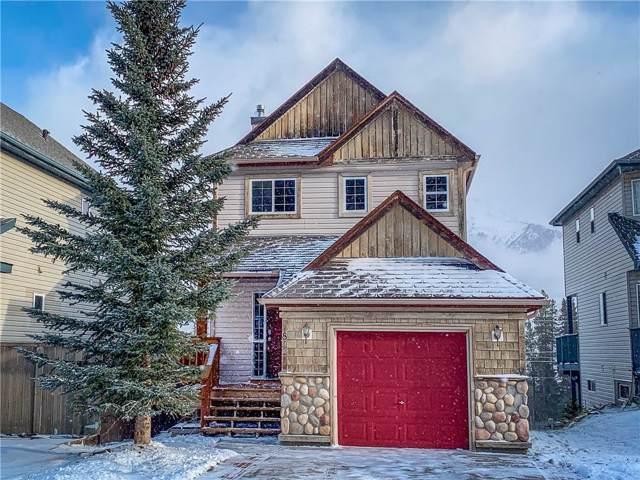842 Lawrence Grassi Ridge, Canmore, AB T1W 2Y6 (#C4274306) :: Virtu Real Estate