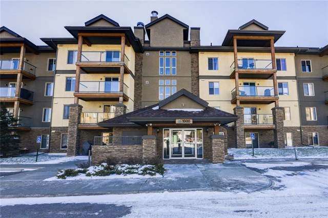 92 Crystal Shores Road #1407, Okotoks, AB T1S 2M8 (#C4274307) :: Redline Real Estate Group Inc