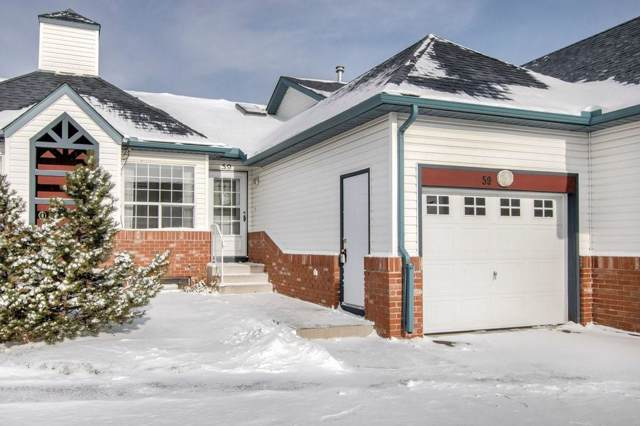 12 Woodside Rise NW #59, Airdrie, AB T4B 2L3 (#C4274325) :: Calgary Homefinders
