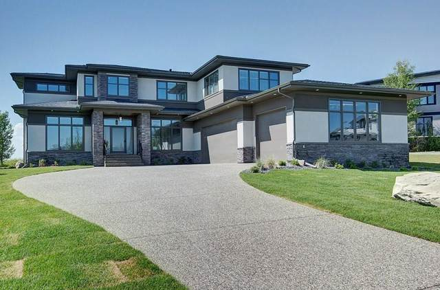 323 Leighton View, Rural Rocky View County, AB T3Z 0A2 (#C4274383) :: Calgary Homefinders