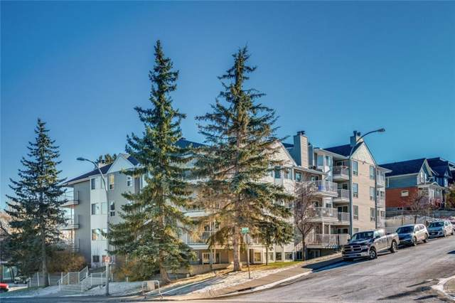 1919 17 Avenue SW #406, Calgary, AB T2T 0E9 (#C4274397) :: Calgary Homefinders