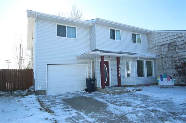 1011B 10 Avenue SE, High River, AB T1V 1L3 (#C4274408) :: Virtu Real Estate