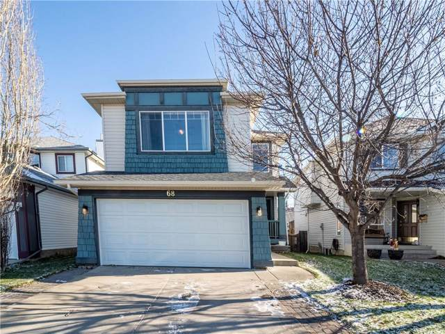 68 Chaparral Common SE, Calgary, AB T2X 3N8 (#C4274470) :: Redline Real Estate Group Inc