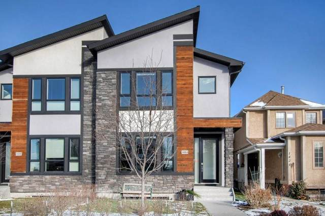 1426A 18 Avenue NW, Calgary, AB T2M 0W6 (#C4274474) :: Redline Real Estate Group Inc