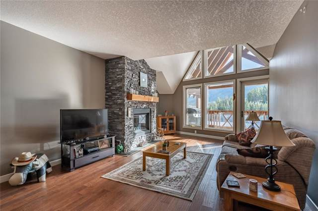 106 Stewart Creek Landing #313, Canmore, AB T1W 0G6 (#C4274482) :: Redline Real Estate Group Inc