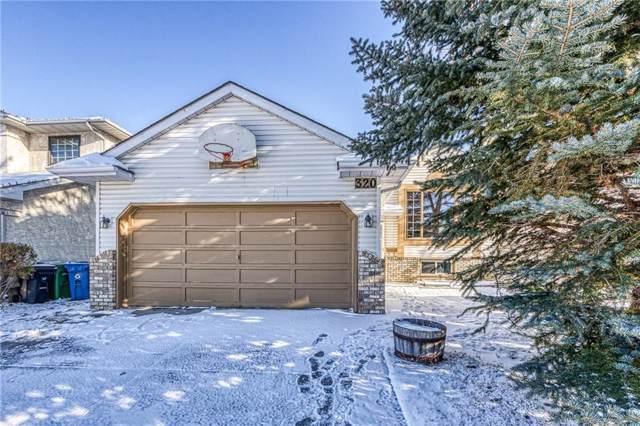 320 Sandarac Drive NW, Calgary, AB T3K 4B2 (#C4274488) :: Virtu Real Estate