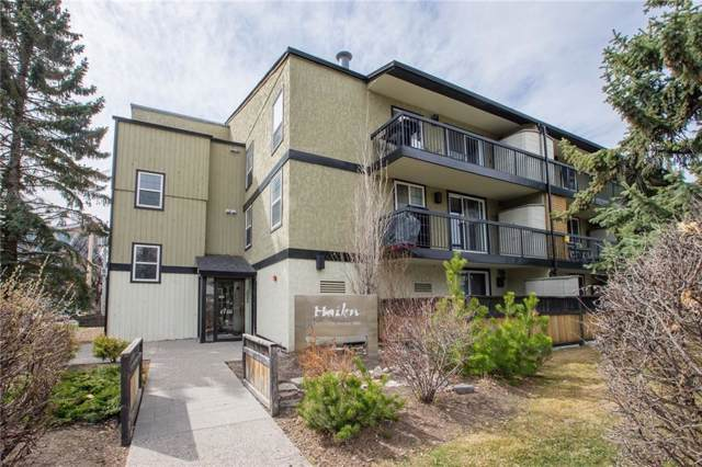 1301 17 Avenue NW #304, Calgary, AB T3G 4R1 (#C4274499) :: Redline Real Estate Group Inc