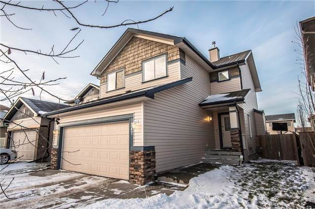 347 Cimarron Boulevard, Okotoks, AB T1S 2L8 (#C4274500) :: The Cliff Stevenson Group