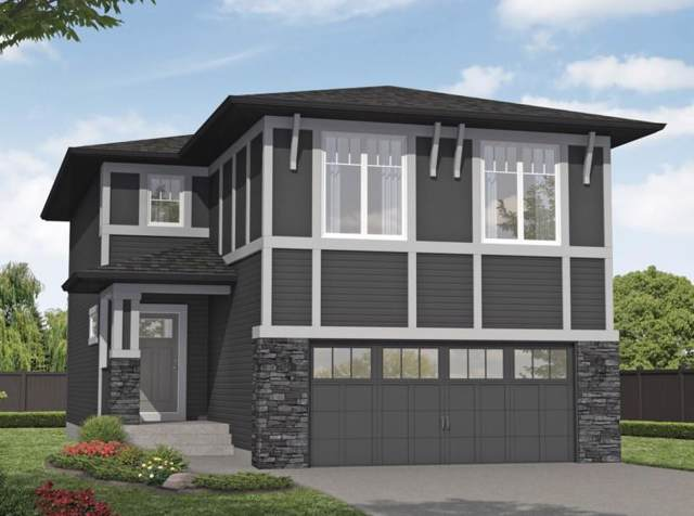 64 Hillcrest Avenue SW, Airdrie, AB T4B 4J9 (#C4274512) :: Virtu Real Estate