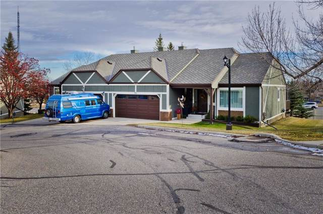 84 Coach Side Terrace SW, Calgary, AB T3H 2T3 (#C4274521) :: The Cliff Stevenson Group