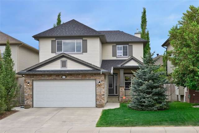 23 Wentworth Circle SW, Calgary, AB T3H 4V8 (#C4274525) :: Virtu Real Estate