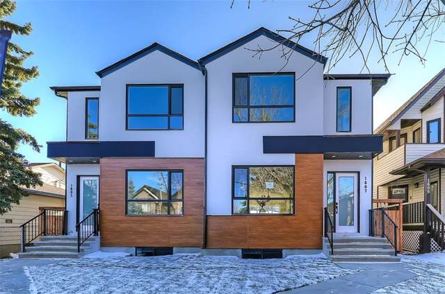 1607 18 Avenue NW, Calgary, AB T3A 1Z5 (#C4274527) :: Redline Real Estate Group Inc