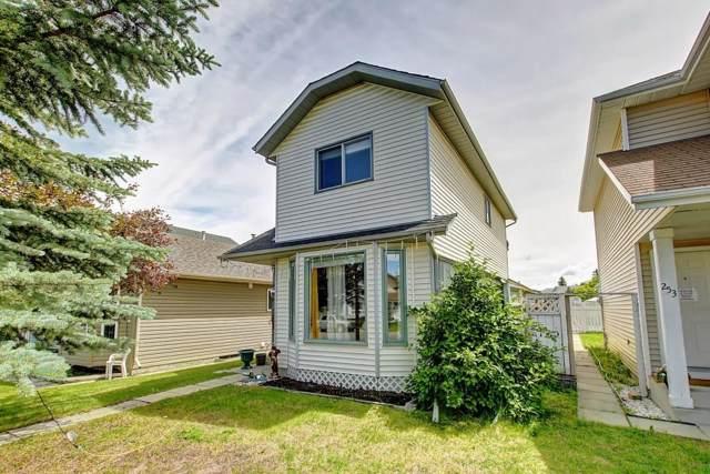251 Martindale Boulevard NE, Calgary, AB T3J 2X8 (#C4274552) :: Virtu Real Estate
