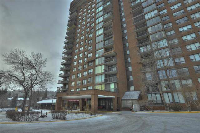 145 Point Drive NW #402, Calgary, AB  (#C4274562) :: Virtu Real Estate