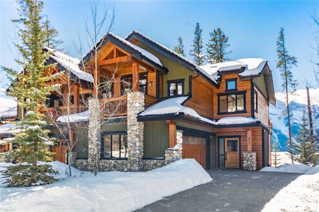 627 Silvertip Road, Canmore, AB T1W 3K8 (#C4274580) :: Canmore & Banff