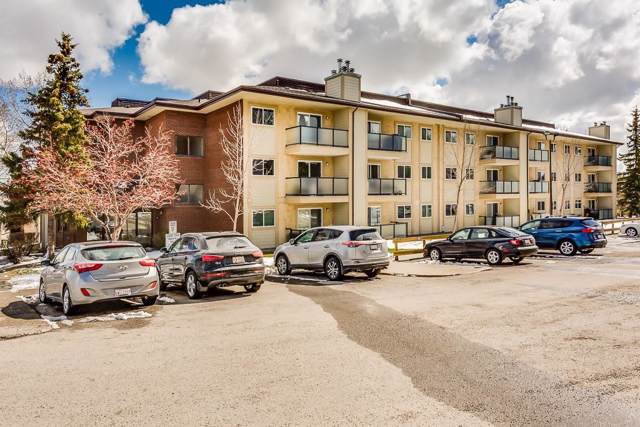 393 Patterson Hill(S) SW #3309, Calgary, AB T3H 2P4 (#C4274595) :: Redline Real Estate Group Inc