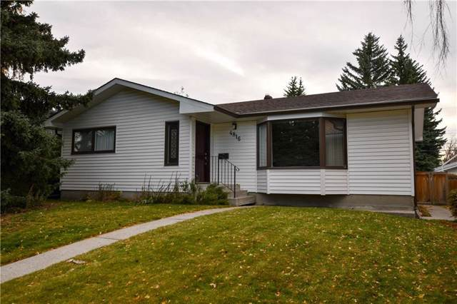4816 Brockington Road NW, Calgary, AB T2L 1R6 (#C4274597) :: Calgary Homefinders