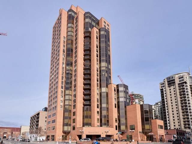 1100 8 Avenue SW #2005, Calgary, AB T2P 3T9 (#C4274599) :: Virtu Real Estate