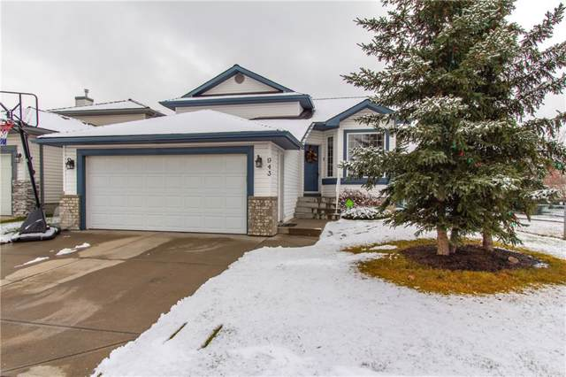 943 Woodside Lane NW, Airdrie, AB T4B 2K3 (#C4274605) :: Calgary Homefinders