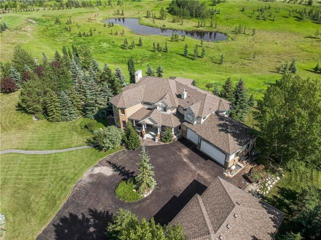31 North Valley Boulevard, Rural Rocky View County, AB T3R 1H9 (#C4274606) :: The Cliff Stevenson Group