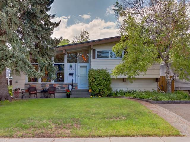 320 Alcott Crescent SE, Calgary, AB T3H 2J6 (#C4274608) :: The Cliff Stevenson Group