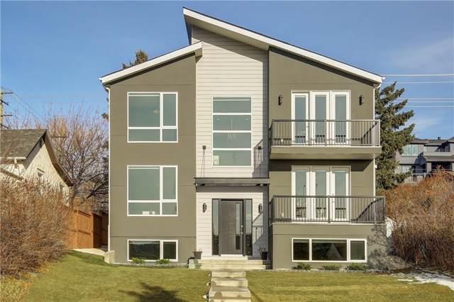 4636 22 Avenue NW, Calgary, AB T3B 0Y1 (#C4274665) :: The Cliff Stevenson Group