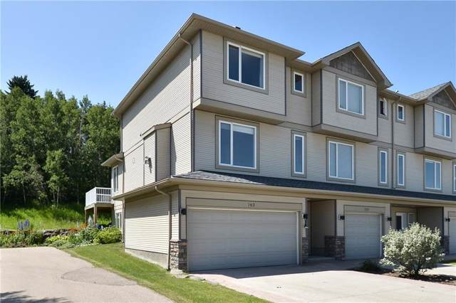 149 Crawford Drive, Cochrane, AB T4C 2G7 (#C4274672) :: Redline Real Estate Group Inc