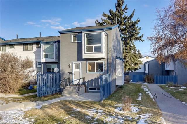 6440 4 Street NW #15, Calgary, AB T2K 1B8 (#C4274716) :: Canmore & Banff