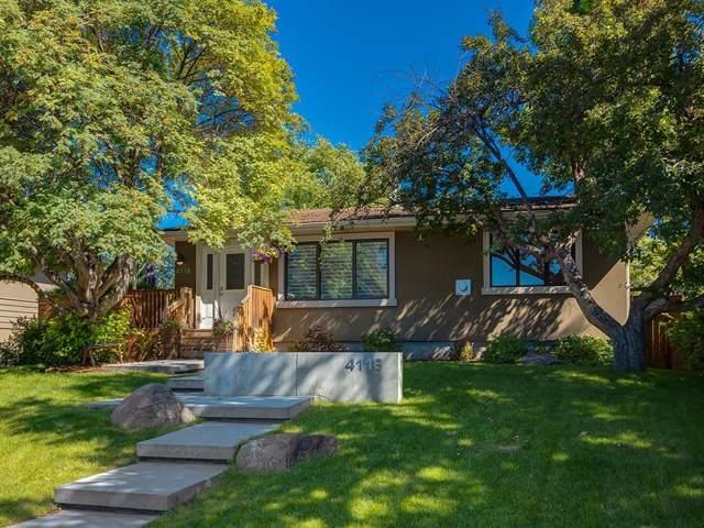 4116 Grove Hill Road SW, Calgary, AB T3E 4E6 (#C4274717) :: Virtu Real Estate