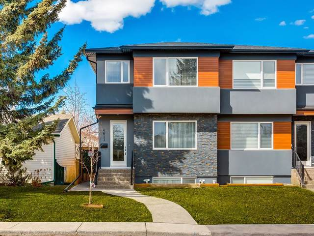 4613 81 Street NW, Calgary, AB T3B 2P5 (#C4274718) :: The Cliff Stevenson Group