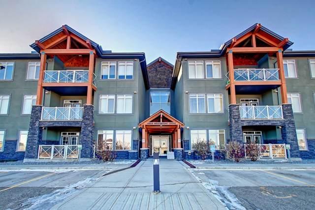 1005B Westmount Drive #311, Strathmore, AB T1P 0C3 (#C4274721) :: Calgary Homefinders