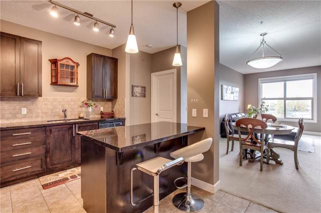88 Arbour Lake Road NW #301, Calgary, AB T3G 0C2 (#C4274734) :: Virtu Real Estate