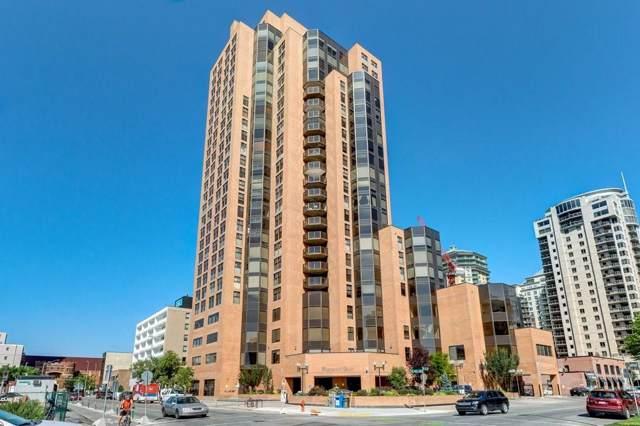 1100 8 Avenue SW #1602, Calgary, AB T2P 3T9 (#C4274738) :: Virtu Real Estate