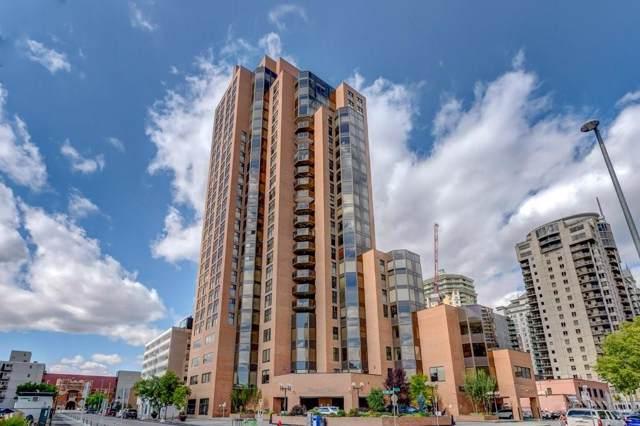 1100 8 Avenue SW #1704, Calgary, AB T2P 3T9 (#C4274739) :: Virtu Real Estate